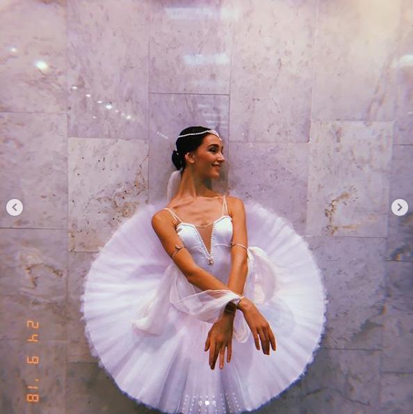 ПРВА МАКЕДОНКА ВО РУСКИОТ ТЕАТАР: 18-годишната скопјанка Стефанија Гаштарска стана дел од големиот ансамбл на Болшој театар