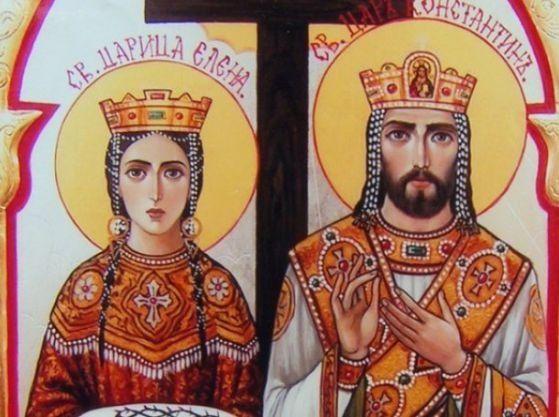УТРЕ ГИ СЛАВИМЕ СВ. КОНСТАНТИН И ЕЛЕНА: Царицата која го советуваше синот да не ги напаѓа христијаните туку да ги заштитува