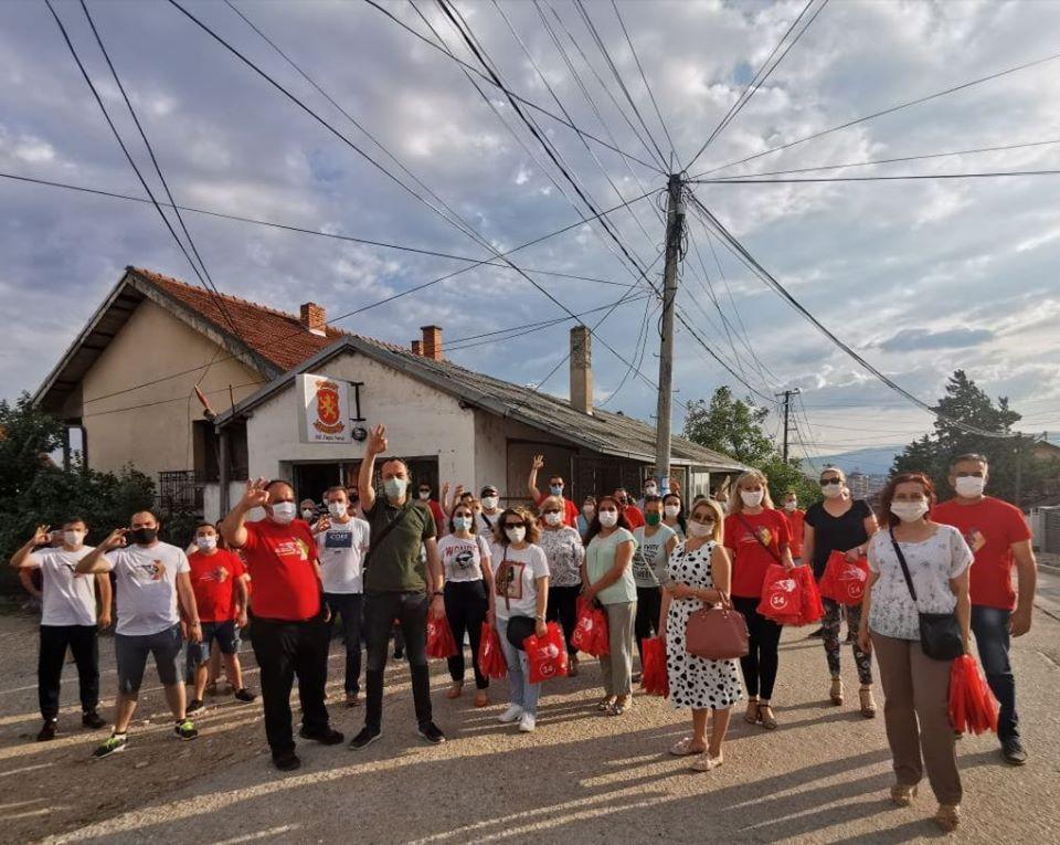 ПЕТРУШЕВСКИ: Ќе го победиме Оливер Спасовски и во неговата населба Перо Чичо