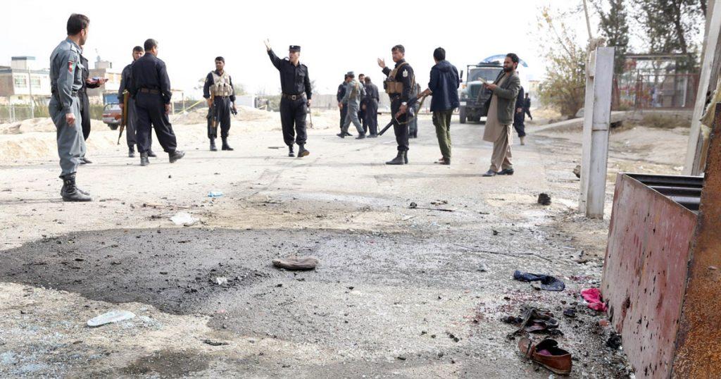 Авганистан: Најмалку 40 повредени во експлозија на автомобил – бомба во Ајбак