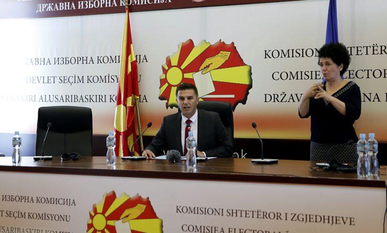ДИК: Изборите почнаа, без пречкртувања, важечки се ливчиња на кои е заокружен само редниот број на носителот на листата