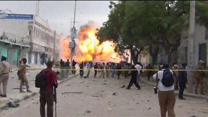 Сомалија: Експлозии во два града, убиени 4 лица