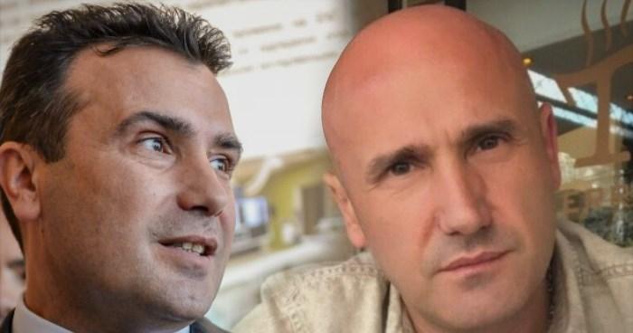 ВИЦЕ, БРАТОТ НА ЗОРАН: Заеви се чесни и вредни Македонци, даваме плати и плаќаме даноци