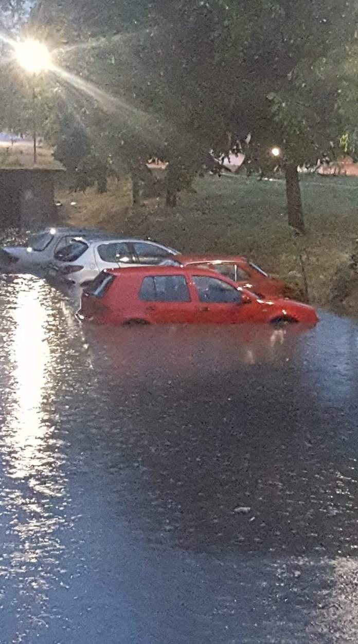 ДУРЛОВСКИ: Поплавата на Битола е дело на дождот и на нерешените комунални проблеми