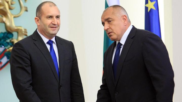 Борисов побара оставки од тројца министри, Радев смета дека власта се одржува со интриги
