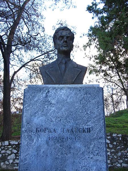 НА ДЕНЕШЕН ДЕН: Роден е народниот херој Борка Талески – Црниот, на 21 година предаден и свирепо убиен од бугарскиот окупатор