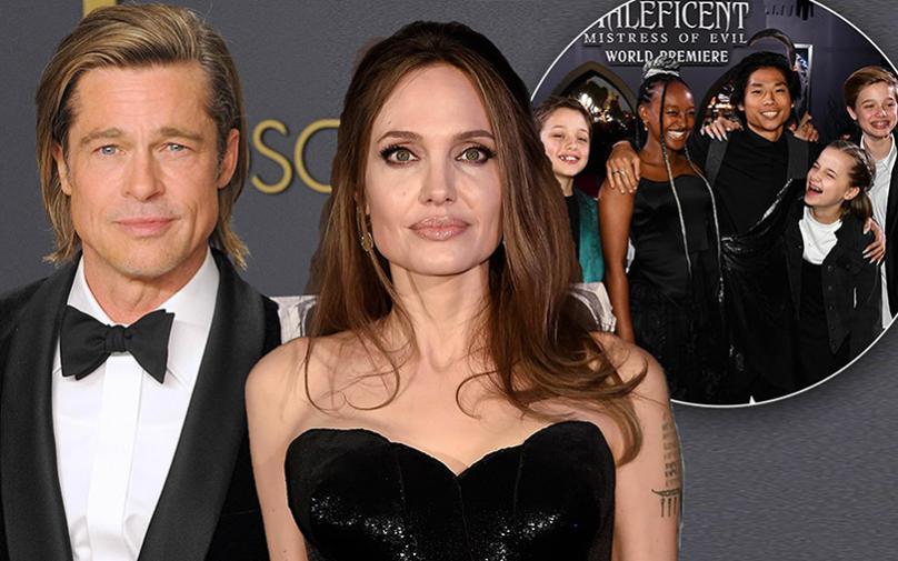 Семејно советување: Бред Пит и Анџелина Џоли сега се во добри пријателско-родителски односи