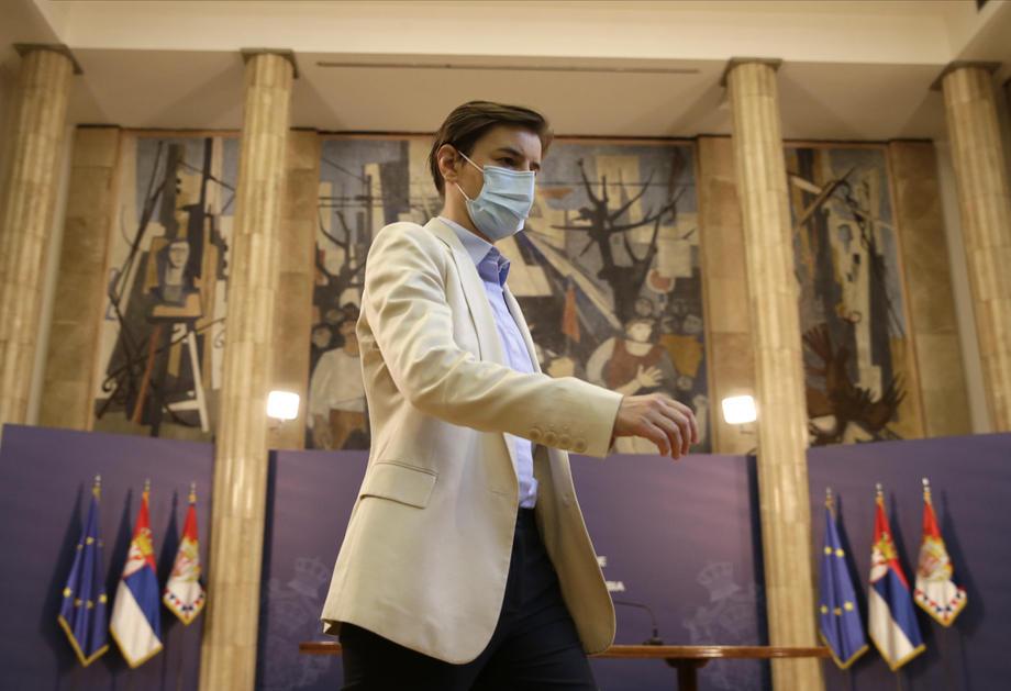БРНАБИЌ: Секогаш има време за протести, а за борба против коронавирусот нема повеќе време