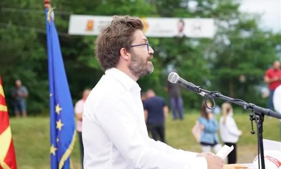 ДУРЛОВСКИ: Ја прашувам Шекеринска, дали СДСМ стои зад заложбите на БЕСА со кои се заговара кантонизација на Македонија