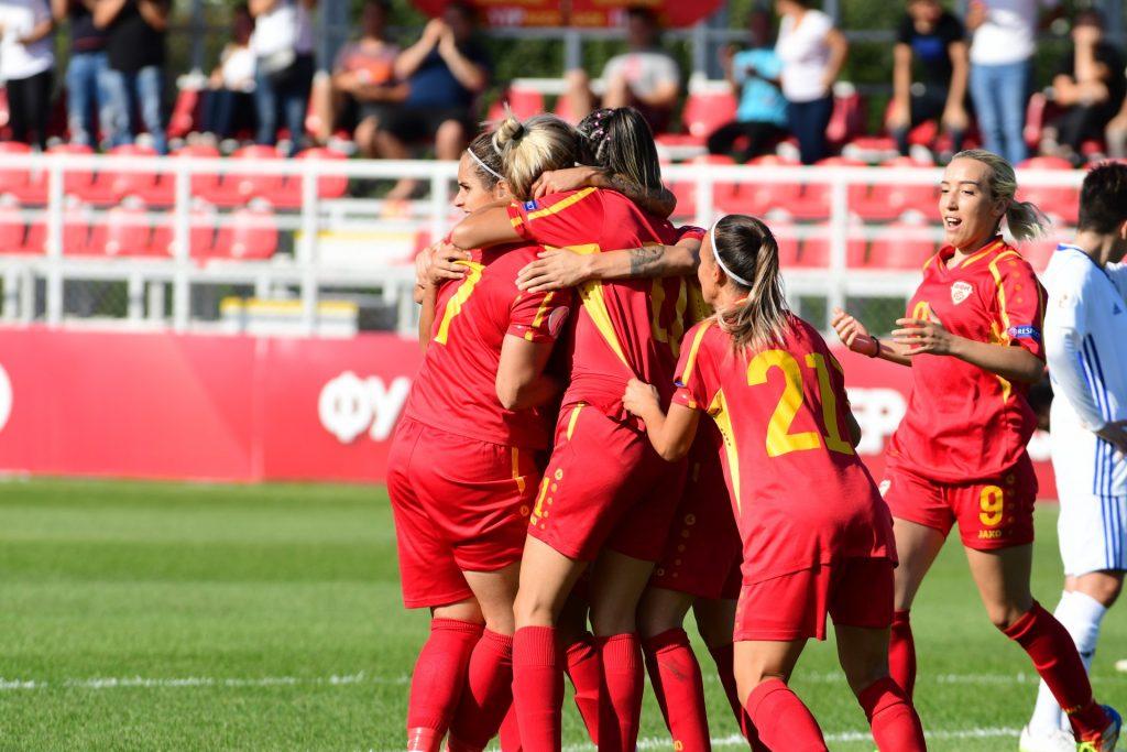 Квалификации за ЕП: Висок пораз за македонските фудбалерки на гостувањето во Франција