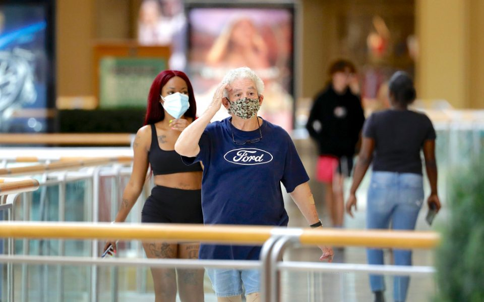 МВР: За 24 часа казнети 369 лица за неносење маска
