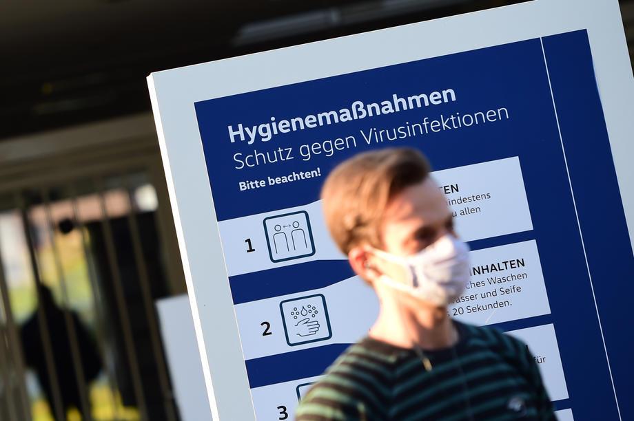 МВР: Казнети 412 граѓани без маска