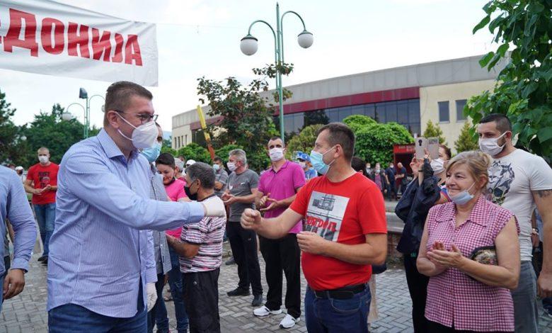 МИЦКОСКИ ОД БУТЕЛ: За Гоце Делчев не се преговара, тој е Македонец