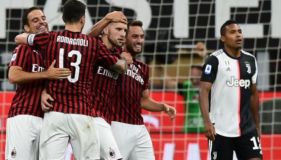 Серија А: Милан му го нанесе четвртиот пораз на Јувентус