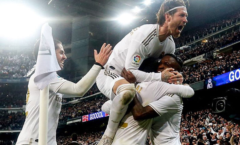 Апел од Реал: Фанови да нe ја слават титулата на плоштадот во Мадрид