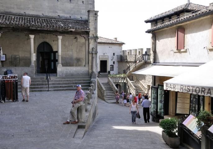 Република Сан Марино пред банкрот поради економската криза од пандемијата