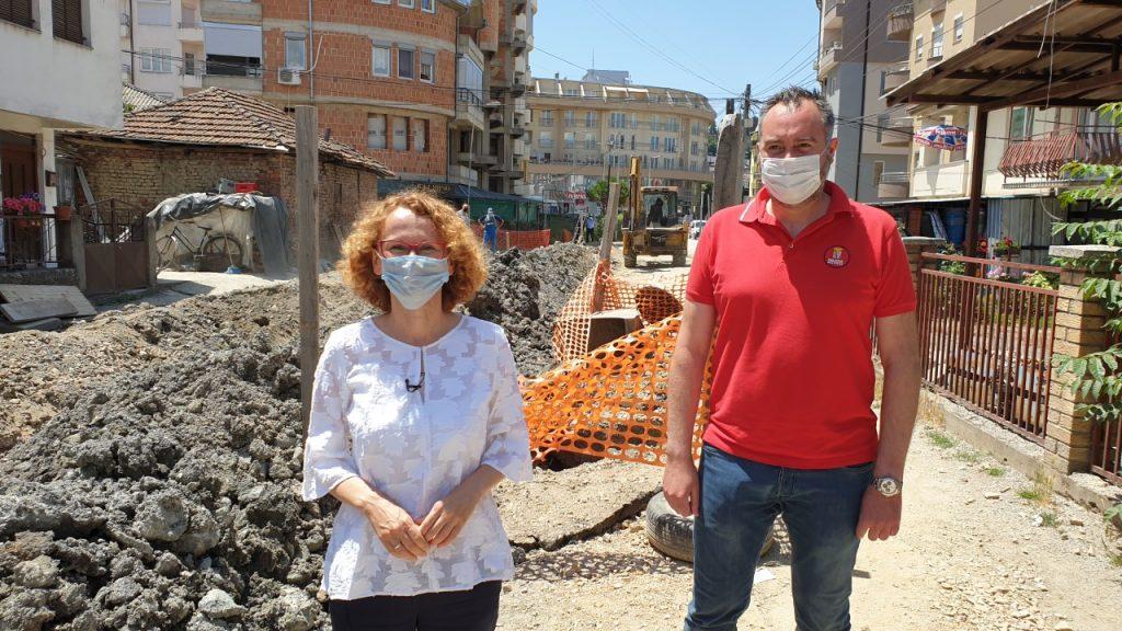 ШЕКЕРИНСКА: Во Охрид се гради по план!