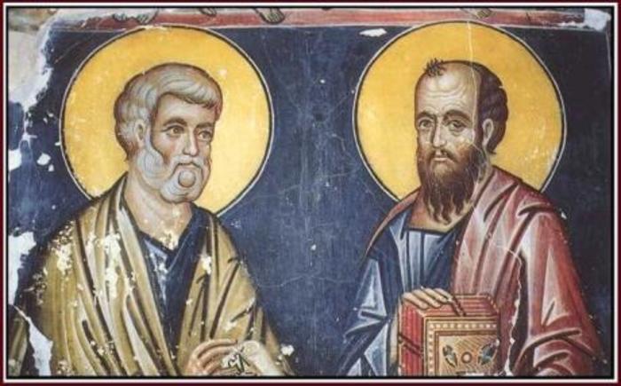 КАЛЕНДАР НА МПЦ: Денеска е Св. апостоли Петар и Павле – Петровден