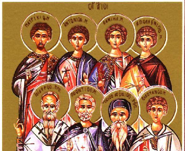 СВ. 45 МАЧЕНИЦИ: Леонтиј, Маврикиј, Александар, Сисиниј и другите чесно пострадаа и го наследија Царството небесно