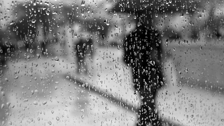 Наутро сонце, попладне дожд и грмежи