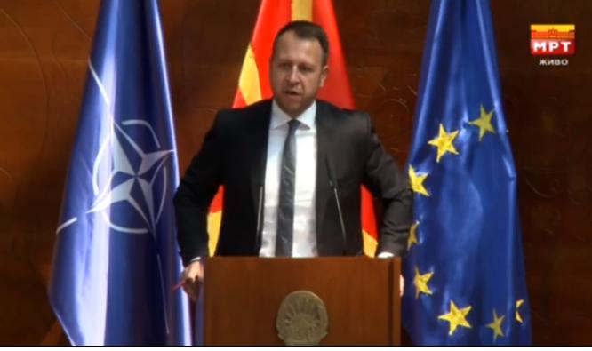 ЈАНУШЕВ: Не треба да се скараме со ЕУ и НАТО, но не и да трпиме понижување