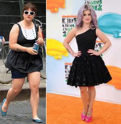 Тајната диета на британската глумица и пеачка: Кели Озборн ослабе 40 килограми