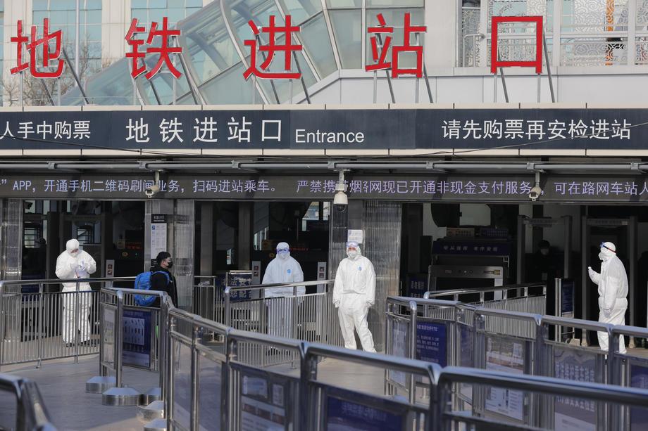 КИНА ГО ИСЧИСТИ КОВИД-19: Во болниците во Пекинг нема ниту еден пациент со коронавирус