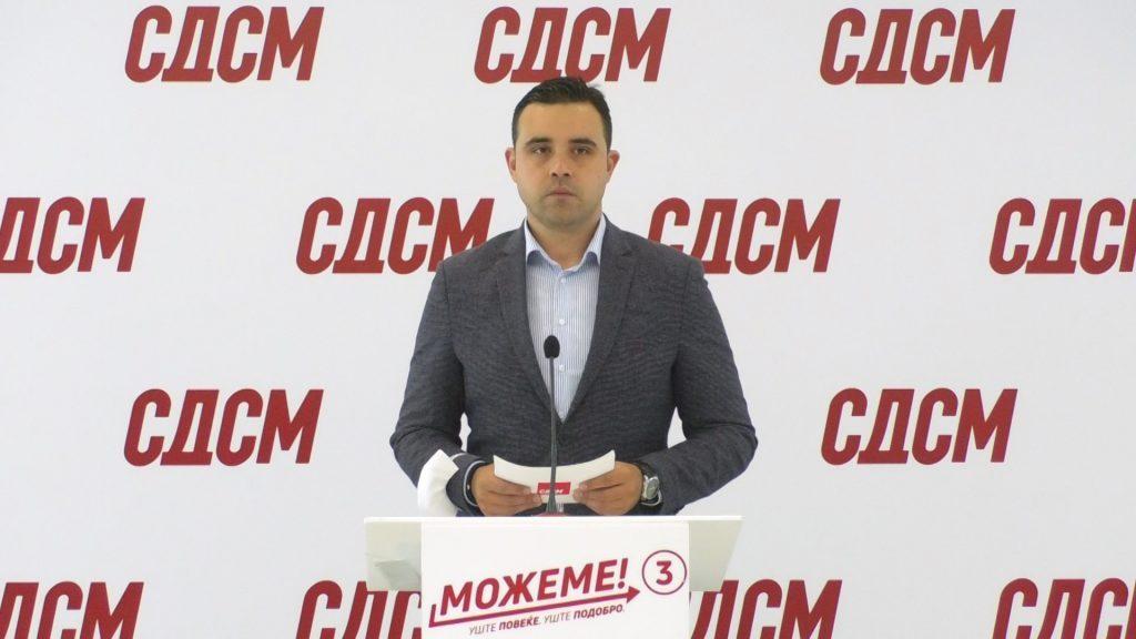 КОСТАДИНОВ: Ние сме сериозни политичари, СДСМ е сериозна партија и ќе го решиме спорот и со Бугарија
