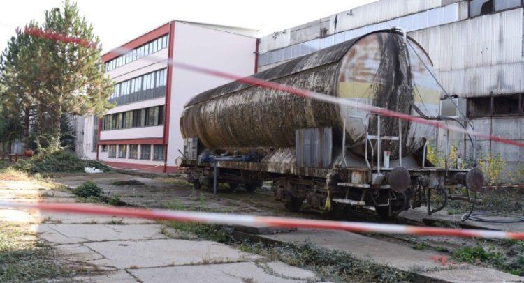 МЖСПП: Нема никаква опасност од цистерната во ОХИС, Ковид-19 не спречи да ја дислоцираме