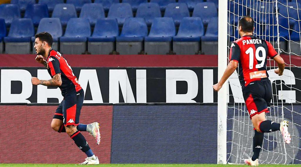 ЏЕНОВА ОСТАНУВА ВО СЕРИЈА А: Асистенција на Пандев за 3:0 против Верона