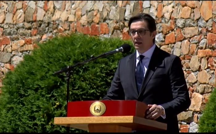 Пендаровски за изјавата на Мицкоски за чествувањето во Крушево: Не се памети некој наш политичар да искажал толку длабоко непочитување кон најголемите херои