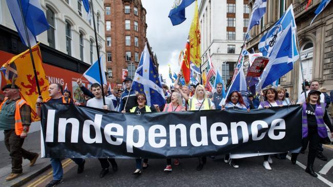 Анкета во Шкотска: Мнозинството Шкотланѓани се за независност од Велика Британија