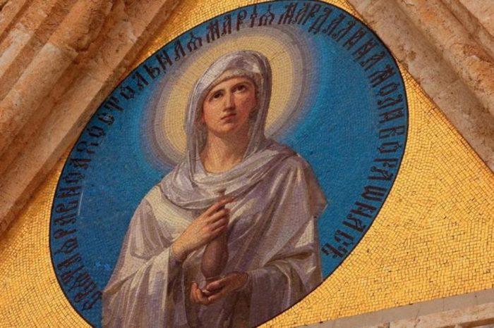 Св. Марија Магдалина – Блажена Марија: Прва благовесница на Христовото воскресение