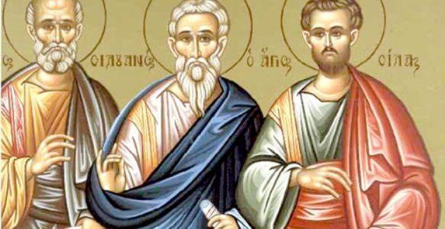 КАЛЕНДАР НА МПЦ: Денеска е Св. апостоли Сила, Силуан, Крискент, Епенет и Андроник