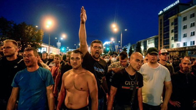 Белоруското МНР тврди дека има докази за странско мешање во земјата