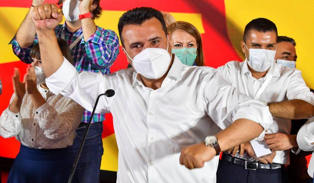 СДСМ: Нашата нова, ефикасна и одговорна Влада отвора длабински фронт против криминалот и корупцијата