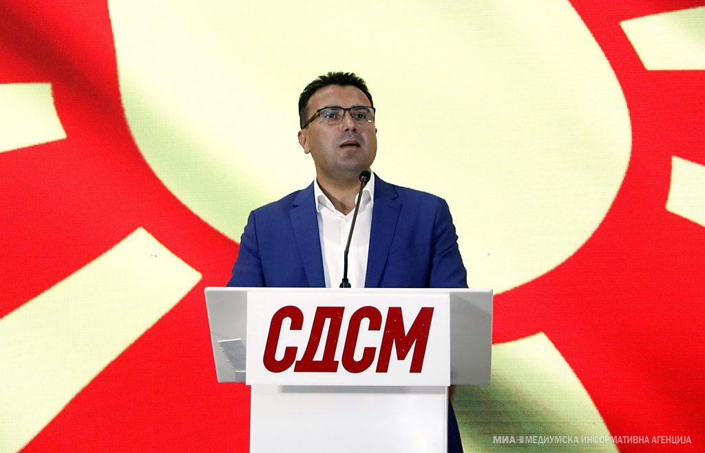ЗАЕВ: Љупчо Николовски е млад човек, правник, бил и министер и може да биде успешен како вицепремиер против корупцијата
