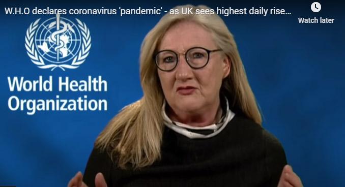 Портпаролката на СЗО: Ужасно тешка смрт,  толку многу луѓе изгубија толку луѓе и немаа шанса да се збогуваат