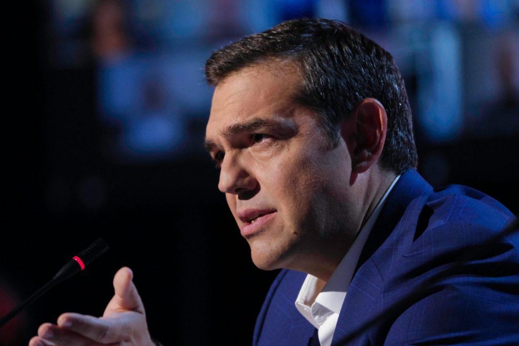 """ЦИПРАС: Од парламентот и пратениците во Атина очекувам 158 """"извини"""" за договорот со Скопје"""