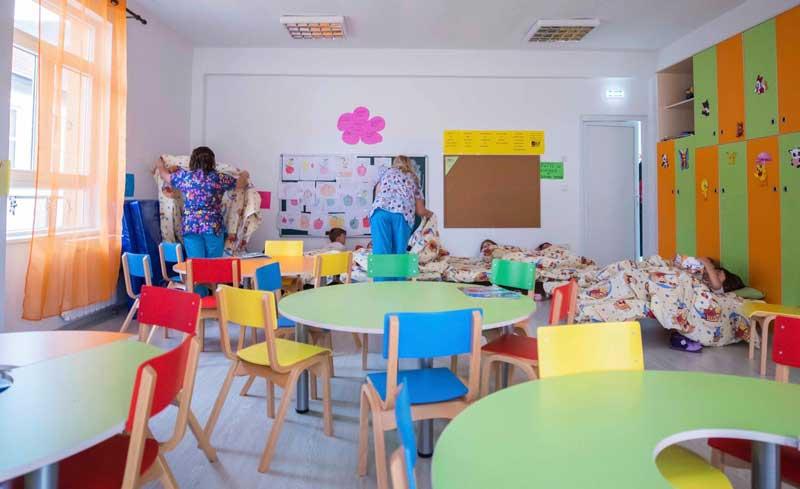 Прв случај на дете заразено со Ковид-19 во скопска градинка