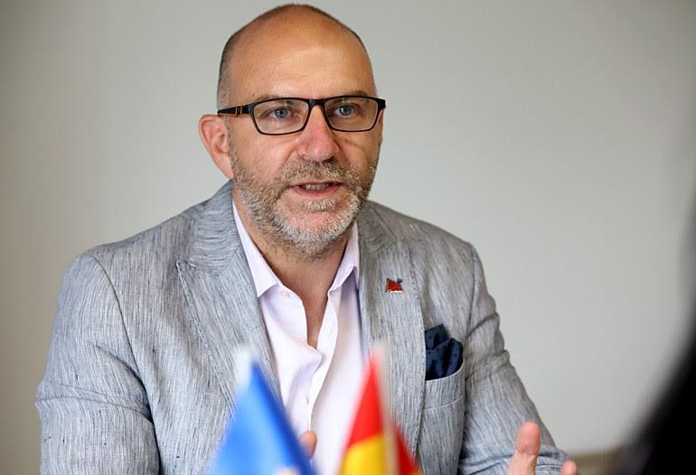ЈАНЕВСКИ: Хотелите во Скопје, Гевгелија, Битола … сега работат со капацитет од 10-15 проценти