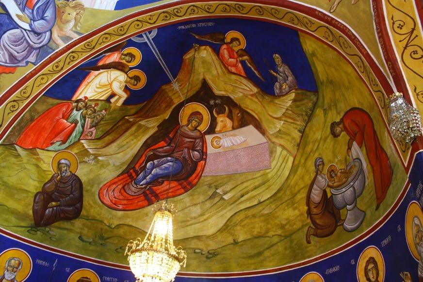 Раѓањето на Богородица видено низ писмото на забранетото Евангелие на Јаков