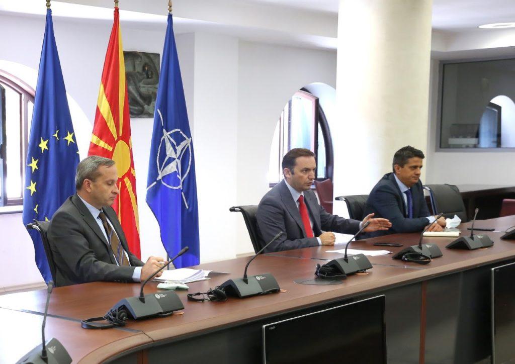 ОСМАНИ: Рестарт на комисиите кои работат на договорите за пријателство со Бугарија и со Грција