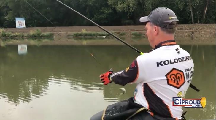 НОВ ГИНИСОВ РЕКОРД: Американецот Колоџински за 24 часа уловил 2.645 риби