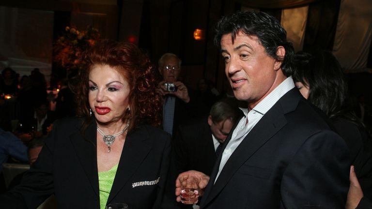 Почина мајката на Силвестер Сталоне, на 98-годишна возраст