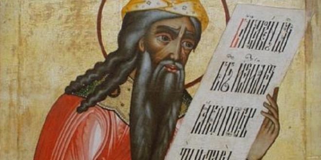 КАЛЕНДАР НА МПЦ: Денеска е Св. пророк Захариј, таткото на Св. Јован Крстител