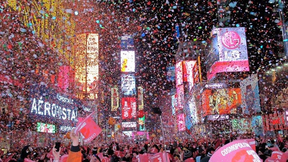 За Новата 2021 година: Дочекот на Тајмс сквер ќе биде виртуелен