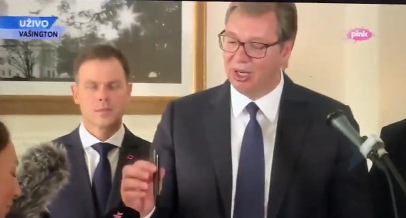 ВУЧИЌ: Британскиот корона вирус стигна во Србија, ако не го спречиме, ќе биде пекол!