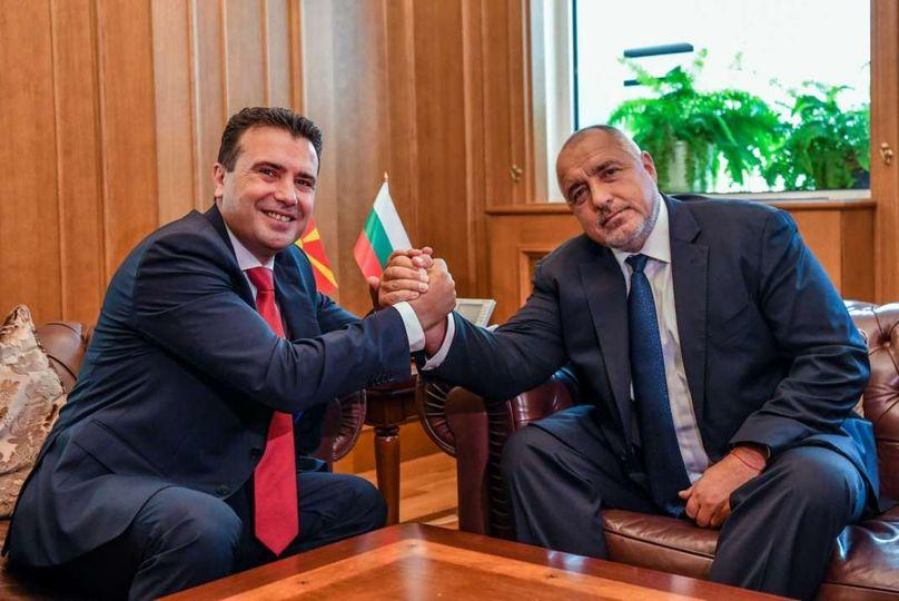 ЗАЕВ: Имаме прекрасен Договор за пријателство со Бугарија во кој полагам огромни надежи