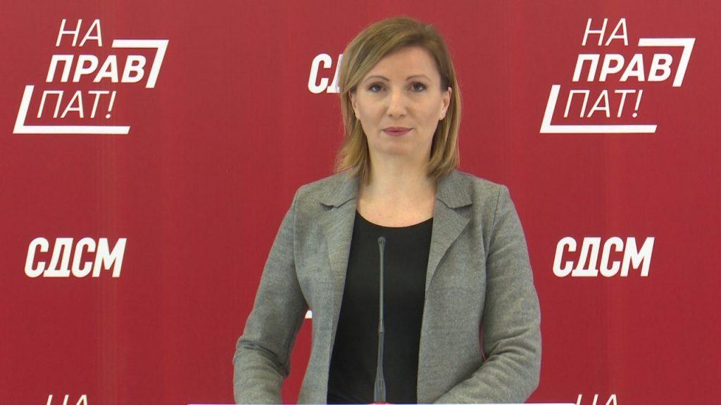 КЛАСТЕР СДСМ: По министерот Спасовски и портпаролката Кузеска позитивна на Ковид-19